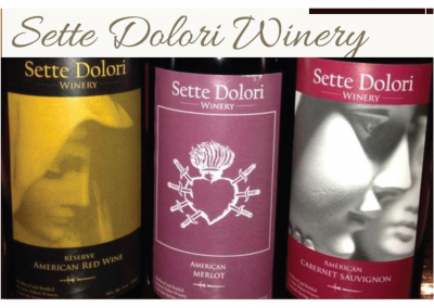 Sette Dolori Winery